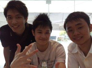 Zhu, Han & Sam