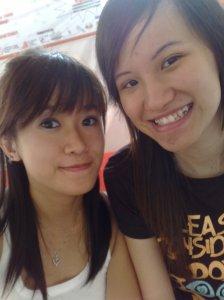 Me and Zhi Wei
