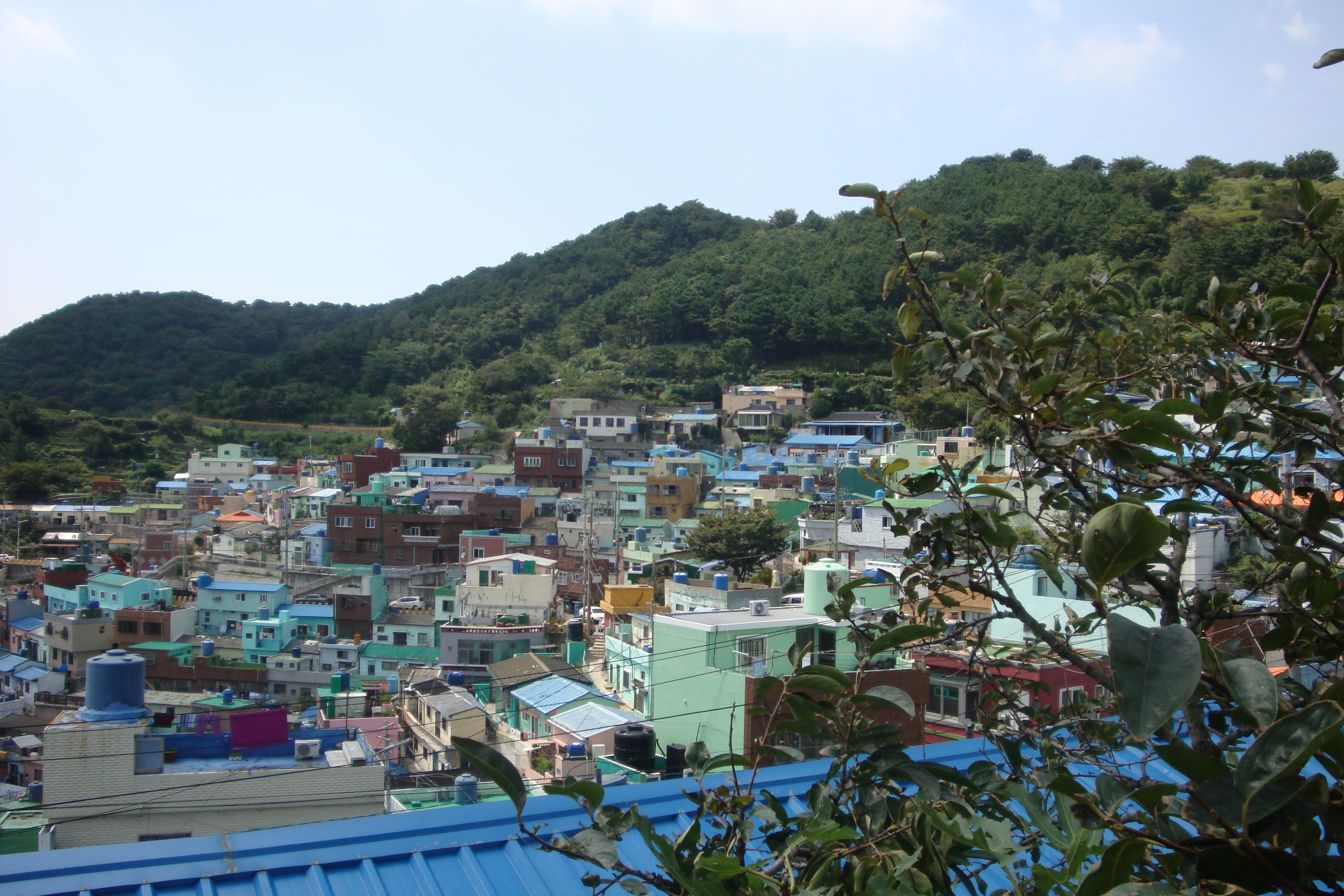 gamcheon culture village how to get there